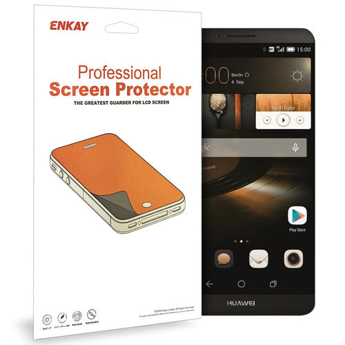 (2-Pack) Enkay Clear Film Screen Protector for Huawei Ascend Mate 7